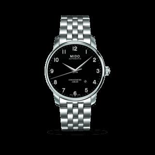 Mido Herrenuhr Baroncelli II Jubilee Chronometer M8690.4.18.1