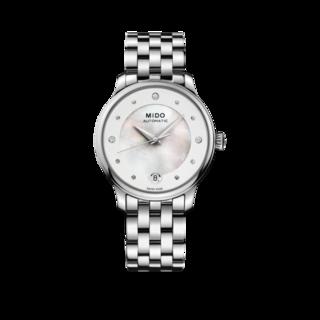 Mido Damenuhr Baroncelli II Lady Diamonds M039.207.11.106.00