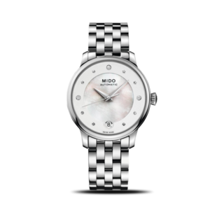 Mido Damenuhr Baroncelli II Lady Diamonds M039.207.11.106.00