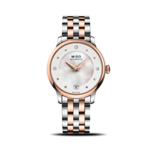 Mido Damenuhr Baroncelli II Lady Diamonds M039.207.22.106.00