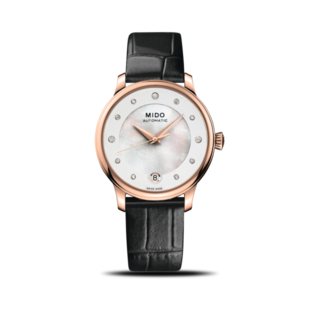 Mido Damenuhr Baroncelli II Lady Diamonds M039.207.36.106.00