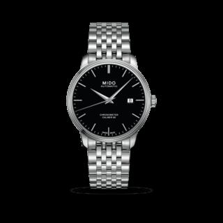 Mido Herrenuhr Baroncelli III Chronometer 80 Gent M027.408.11.051.00