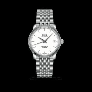 Mido Damenuhr Baroncelli III Chronometer 80 Lady M027.208.11.011.00
