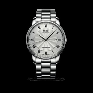 Mido Herrenuhr Baroncelli III Chronometer Gent M010.408.11.033.00