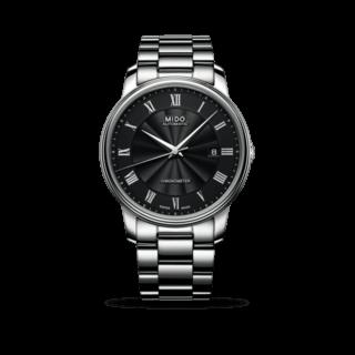 Mido Herrenuhr Baroncelli III Chronometer Gent M010.408.11.053.00