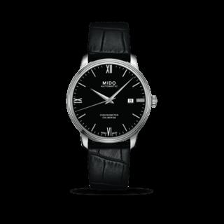 Mido Herrenuhr Baroncelli III Chronometer Gent M027.408.16.058.00