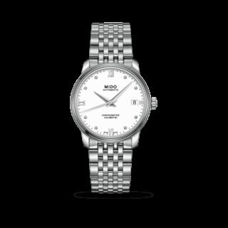 Mido Damenuhr Mido Baroncelli III Chronometer Lady M027.208.11.016.00