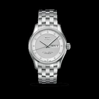 Mido Herrenuhr Belluna Gent II Chronometer M001.431.11.036.92
