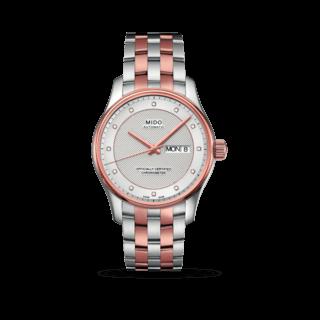 Mido Herrenuhr Belluna Gent II Chronometer M001.431.22.036.92