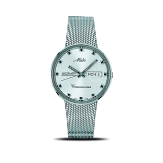 Mido Herrenuhr Commander 1959 Chronometer M8429.4.21.11