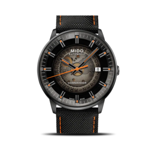Mido Herrenuhr Commander Gradient M021.407.37.411.00
