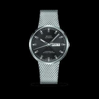 Mido Herrenuhr Commander Icône Gent Chronometer M031.631.11.061.00