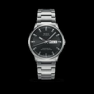 Mido Herrenuhr Commander II Chronometer M021.431.11.061.00