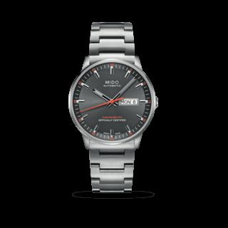 Mido Herrenuhr Commander II Chronometer M021.431.11.061.01