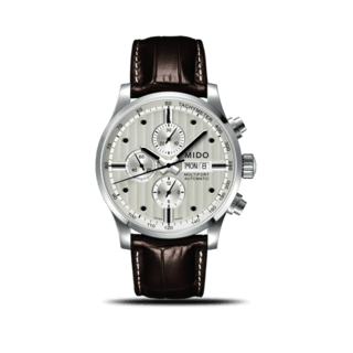 Mido Herrenuhr Multifort Chronograph M005.614.16.031.00