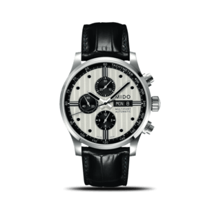 Mido Herrenuhr Multifort Chronograph M005.614.16.031.01