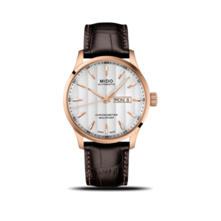 Mido Herrenuhr Multifort Chronometer M038.431.36.031.00