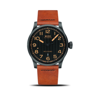 Mido Herrenuhr Multifort Escape Horween Special Edition M032.607.36.050.99