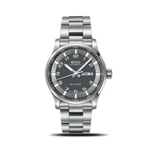 Mido Herrenuhr Multifort II Gent M005.430.11.082.80