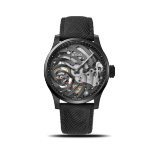 Mido Herrenuhr Multifort Mechanical Skeleton Limited Edition 44mm M032.605.47.410.00