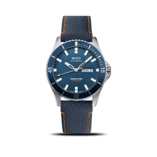 Mido Herrenuhr Ocean Star 200C Red Bull Cliff Diving Limited Edition M026.430.17.041.00