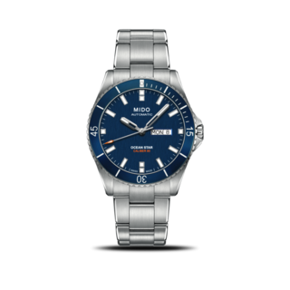 Mido Herrenuhr Ocean Star Captain Caliber 80 M026.430.11.041.00