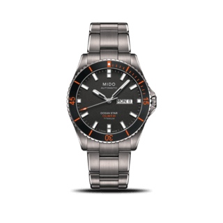 Mido Herrenuhr Ocean Star Captain Caliber 80 M026.430.44.061.00