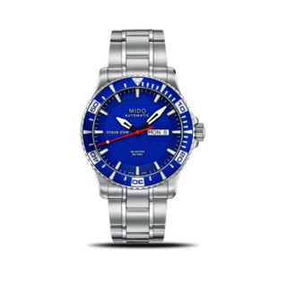 Mido Herrenuhr Ocean Star Captain M011.430.11.041.02