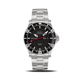 Mido Herrenuhr Ocean Star Captain M011.430.11.051.02