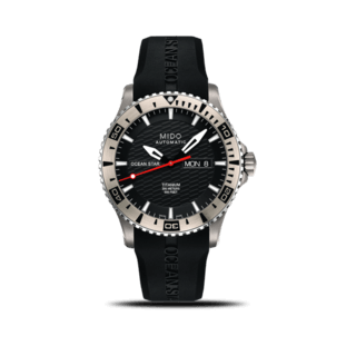 Mido Herrenuhr Ocean Star Captain Titan M011.430.47.051.02