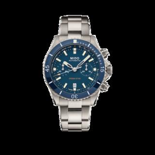 Mido Herrenuhr Ocean Star Chronograph 44mm M026.627.44.041.00
