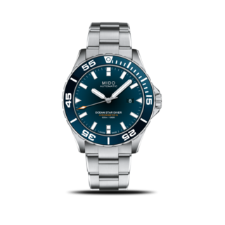 Mido Herrenuhr Ocean Star COSC 60 bar M026.608.11.041.00