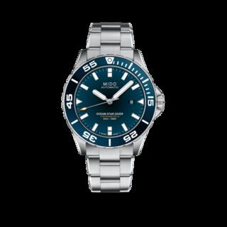 Mido Herrenuhr Ocean Star COSC 60 bar M026.608.11.041.00
