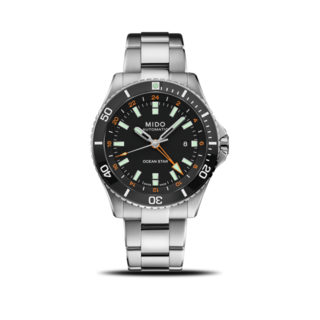 Mido Herrenuhr Ocean Star GMT 44mm M026.629.11.051.01