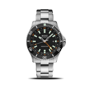 Mido Herrenuhr Ocean Star GMT 44mm M026.629.11.051.01