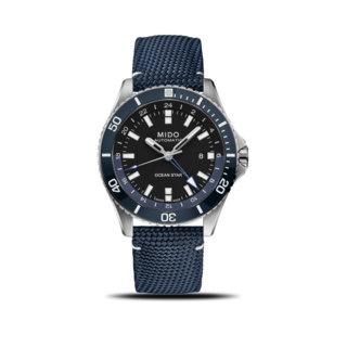 Mido Herrenuhr Ocean Star GMT 44mm M026.629.17.051.00