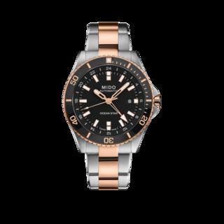 Mido Herrenuhr Ocean Star GMT 44mm M026.629.22.051.00