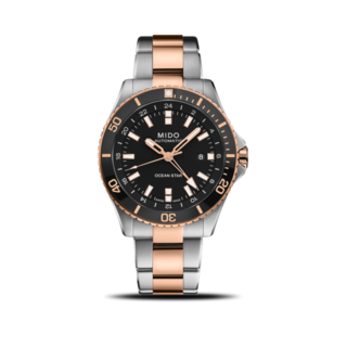 Mido Herrenuhr Ocean Star GMT 44mm M026.629.22.051.00