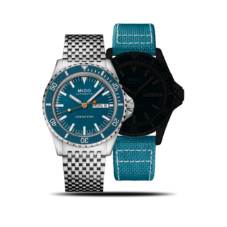 Mido Herrenuhr Ocean Star Tribute Automatik Special Edition M026.830.11.041.00