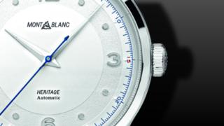 Montblanc Heritage Automatik 40mm