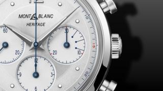 Montblanc Heritage Automatik Chronograph 41mm