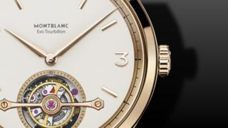 Montblanc Heritage Chronométrie Exo Tourbillon Slim
