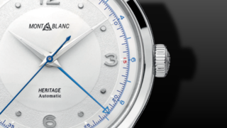 Montblanc Heritage GMT 40mm