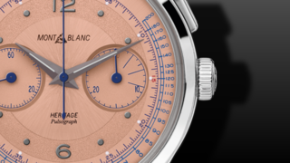 Montblanc Heritage Pulsograph 40mm