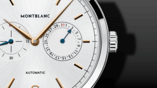 Montblanc Heritage Twincounter Date