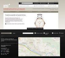 Montblanc Konzession Screenshot