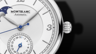 Montblanc Legacy Moonphase & Date Automatic 36mm
