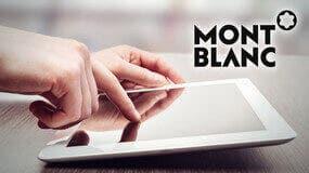 Montblanc Newsletter abonnieren