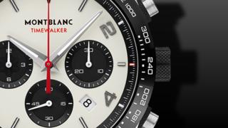 Montblanc TimeWalker Manufaktur-Chronograph