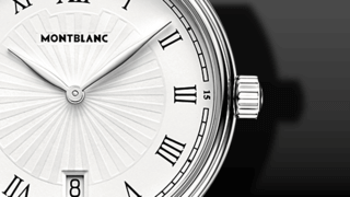 Montblanc Tradition Date Quartz 37mm